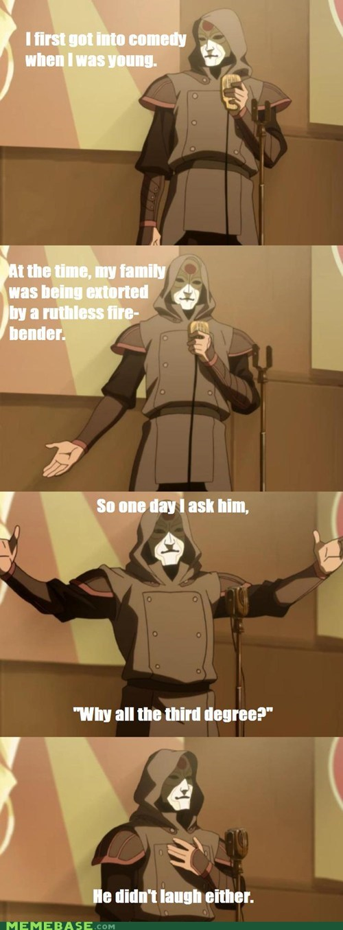 fire bender hot joke the last airbender TV - 6261028096