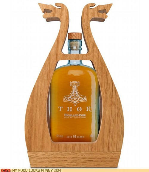 alcohol,best of the week,booze,dragons,hammer,norse,Thor,whiskey