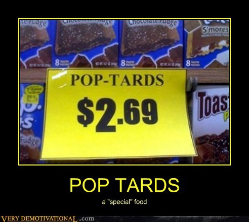 POP TARDS