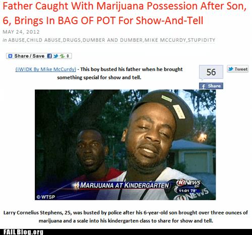 marijuana Probably bad News show and tell - 6261467648