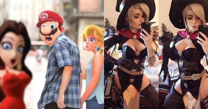 imagenes gamers