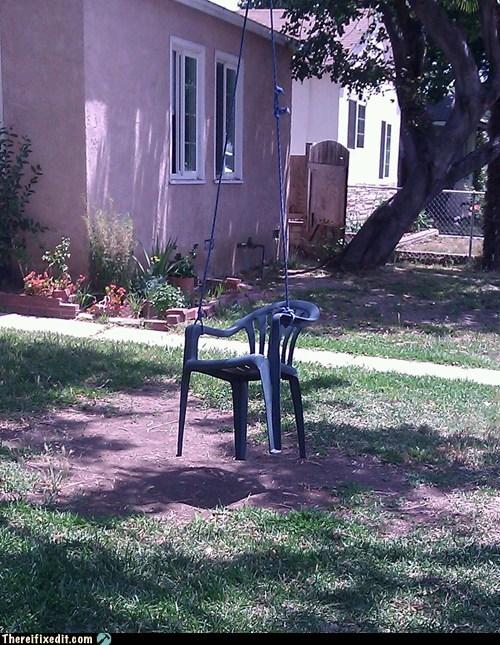 deck chair lawn chair plastic chair swing swingset - 6261917440