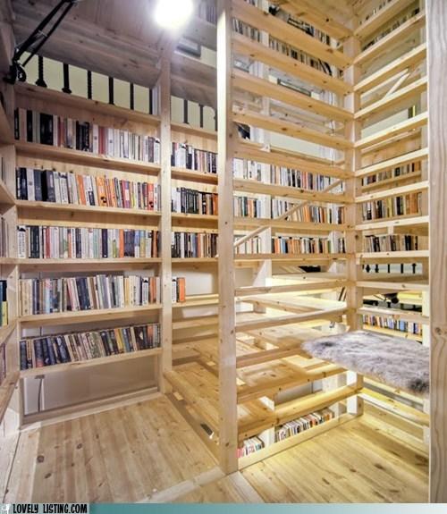 bookcase books room shelves - 6262256896