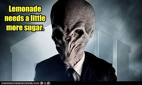 doctor who forget lemonade sugar the silence - 6262258944