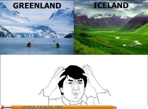 greenland i dont understand Iceland makes no sense - 6262589440