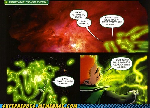 Green lantern guy gardner rhyme Straight off the Straight off the Page - 6262726912