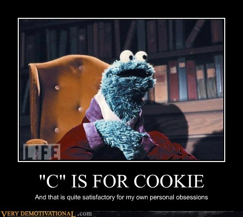 c Cookie Monster hilarious obsession - 6263056384
