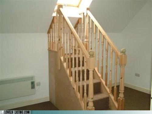 nowhere stairs weird window - 6263096832