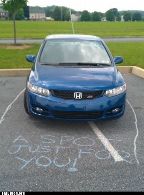 chalk double parked fail nation g rated honda - 6263615488