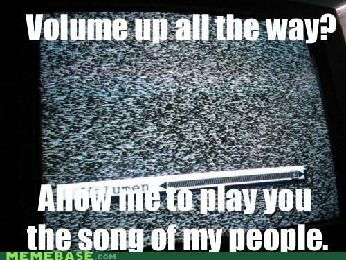Memes song of my people static Video volume - 6263640576