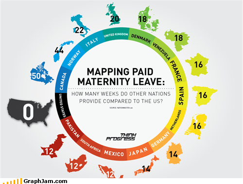best of week,country,map,Maps,paid maternity leave,politics