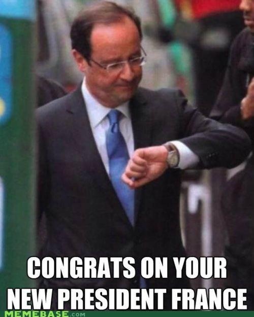 france Memes president watch - 6263760896