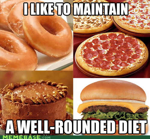 diet food gross Memes round - 6263798528