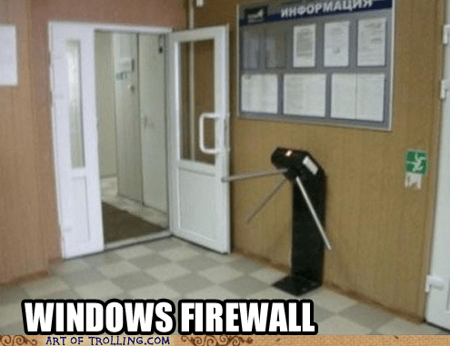 door,FAIL,firewall,IRL,wtf