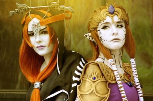cosplay,Midna,twilight princess,zelda