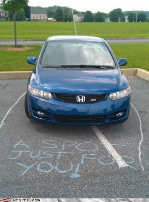 honda,parking,parking lot,parking space