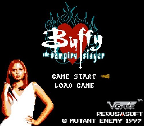 Buffy the Vampire Slayer crossover Fan Art video games - 6263986944