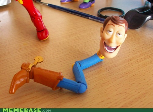 snake toy story woody - 6264065280