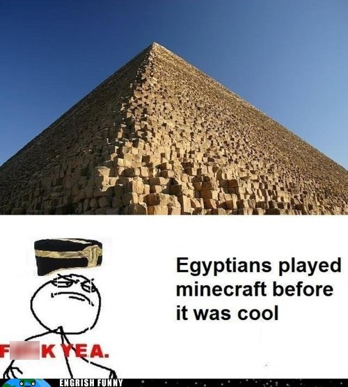 egypt Markus Persson minecraft notch - 6264086784