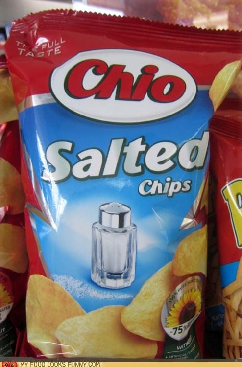 chips label package salt - 6264203008