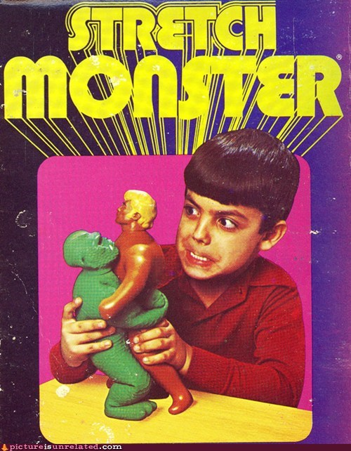Ad monster stretch toy wtf - 6264266752