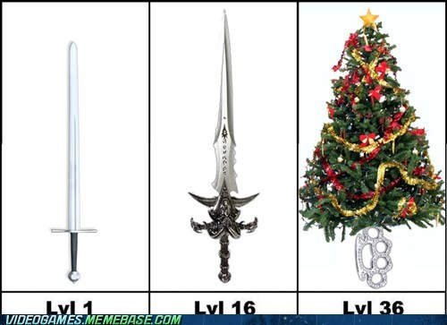 art graphics loot MMO special christmas the internets weapons - 6264315136