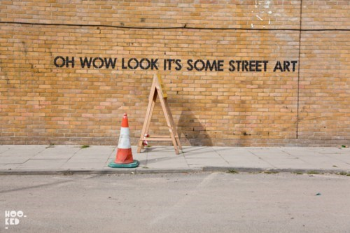 banksy Mobstr Street Art - 6264335872
