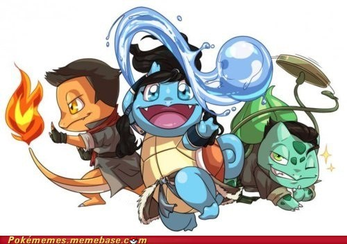 Avatar,best of week,crossover,Pokémon,the last airbender