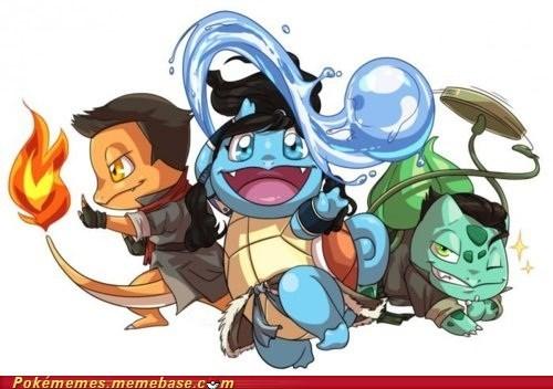 Avatar best of week crossover Pokémon the last airbender - 6264357888