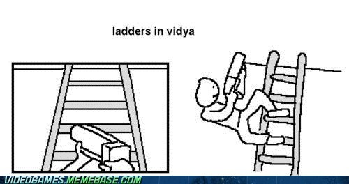 FPS ladders physics the internets video games - 6264451840