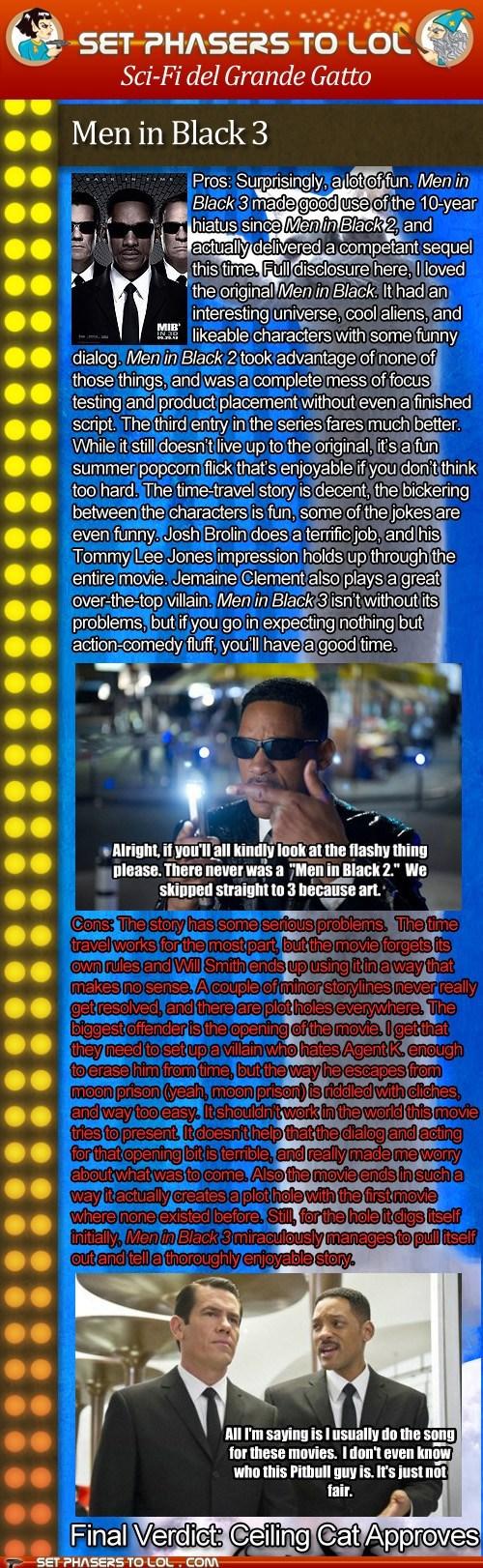 agent j agent k cinema grande gatto Josh Brolin Men In Black III movies News and Reviews tommy lee jones will smith - 6264621056