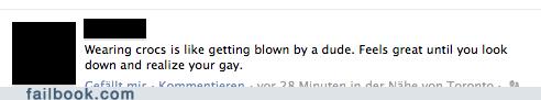 bj crocs gay homophobia - 6264704256