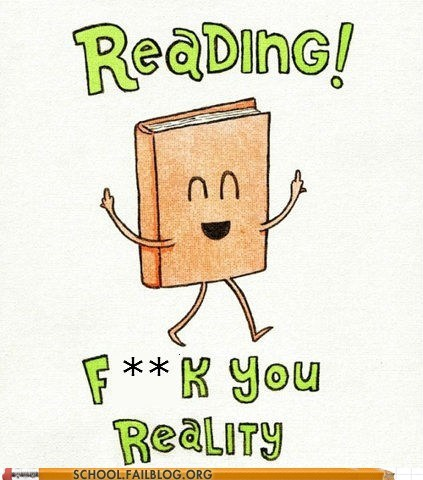 books,eff you reality,non fiction,reading