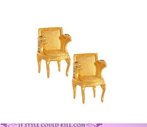 chairs cool accessories earrings - 6264824064