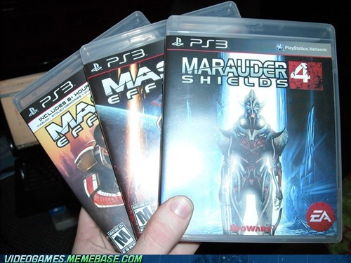 EA,leaked,marauder shields,mass effect,meme,sequel