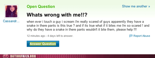 pants,snake,snake in your pants