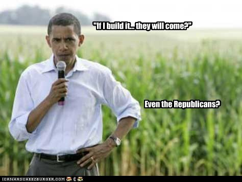 barack obama democrats field of dreams political pictures - 6266702080