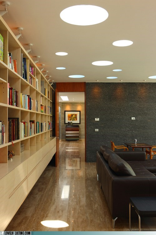 books bookshelf shelves wall - 6267749120