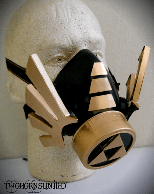 Fan Art legend of zelda mask video games - 6267764224