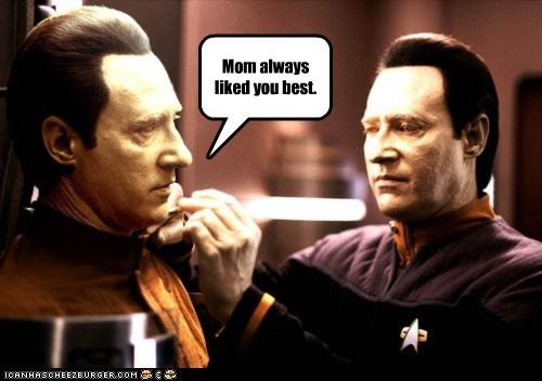best brent spiner data jealousy like you lor mom Star Trek - 6269104896