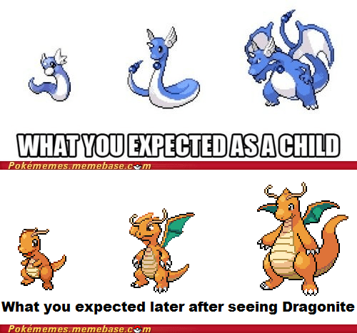 alternative dragonite evolution Evolve