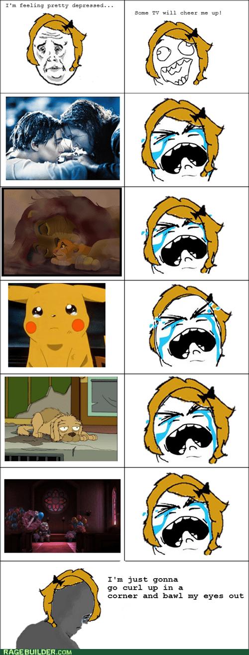 crying movies Okay Sad TV - 6269612032