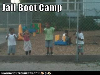 Jail Boot Camp