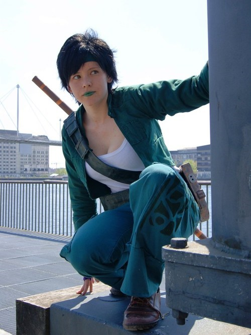beyond good and evil cosplay jade video games - 6270673408