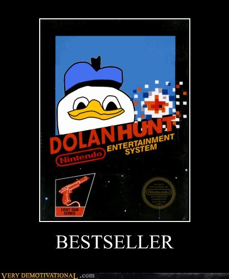 best seller,dolan,duck hunt,hilarious,video game