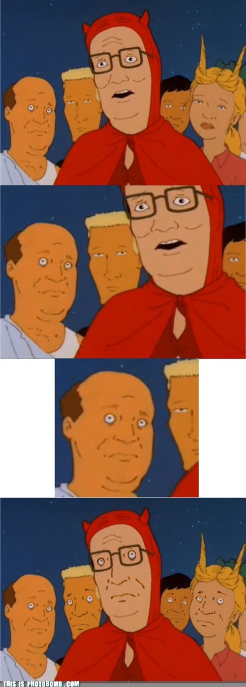 bill,hank hill,King of the hill,Reframe,TV