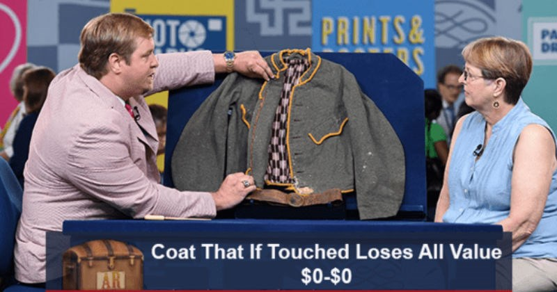 antiques roadshow ridiculous antique funny - 6270981