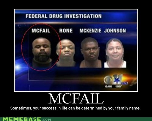 drugs FAIL family mcfail Very Demotivatio very demotivational - 6271520000