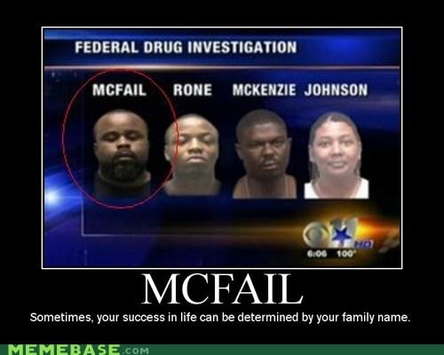 drugs FAIL family mcfail Very Demotivatio very demotivational - 6271520000