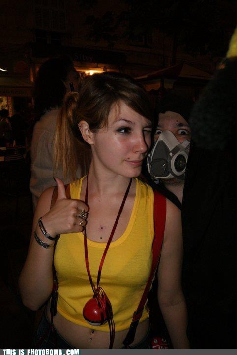 bane,cosplay,costume,misty,Pokémon